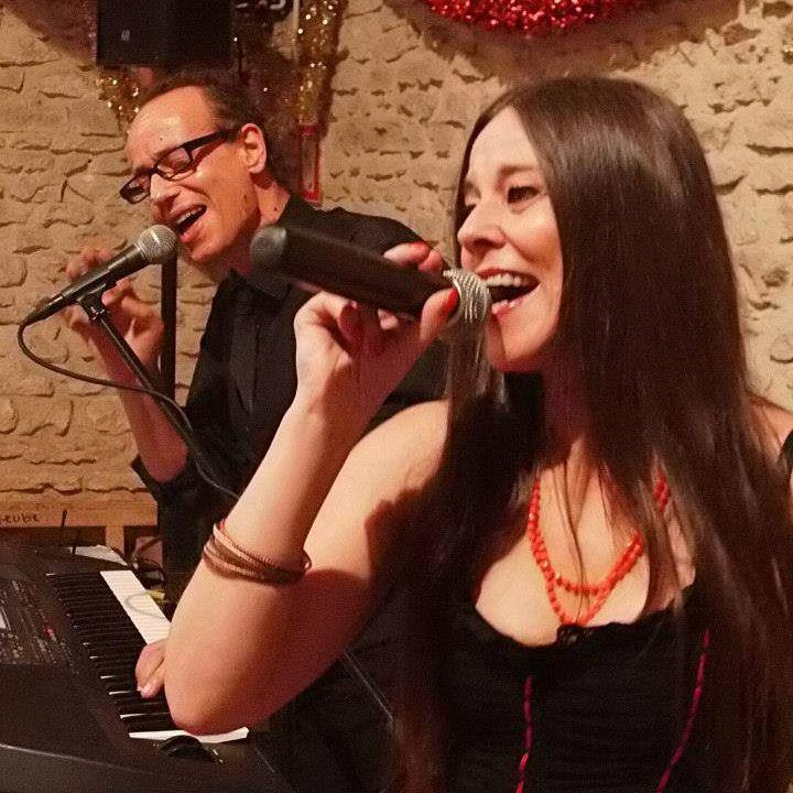 Duo Musiciens à Paris