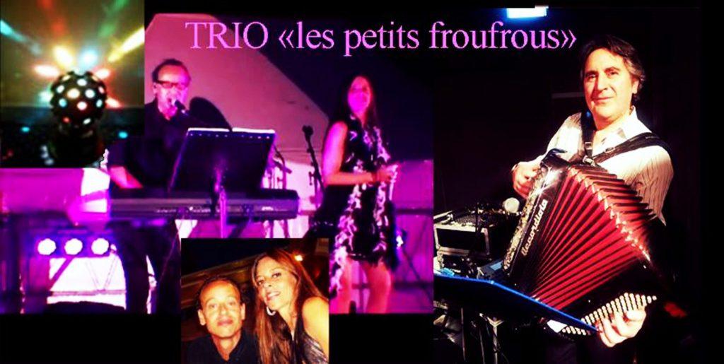 Orchestre Accordéon Trio Live Mariage Paris